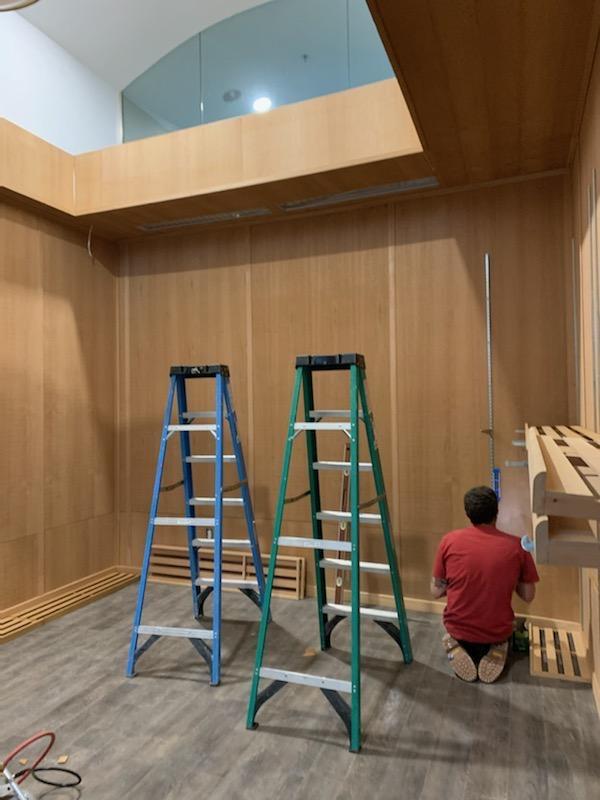 Cigar Mojo Walk In Humidor – Installation