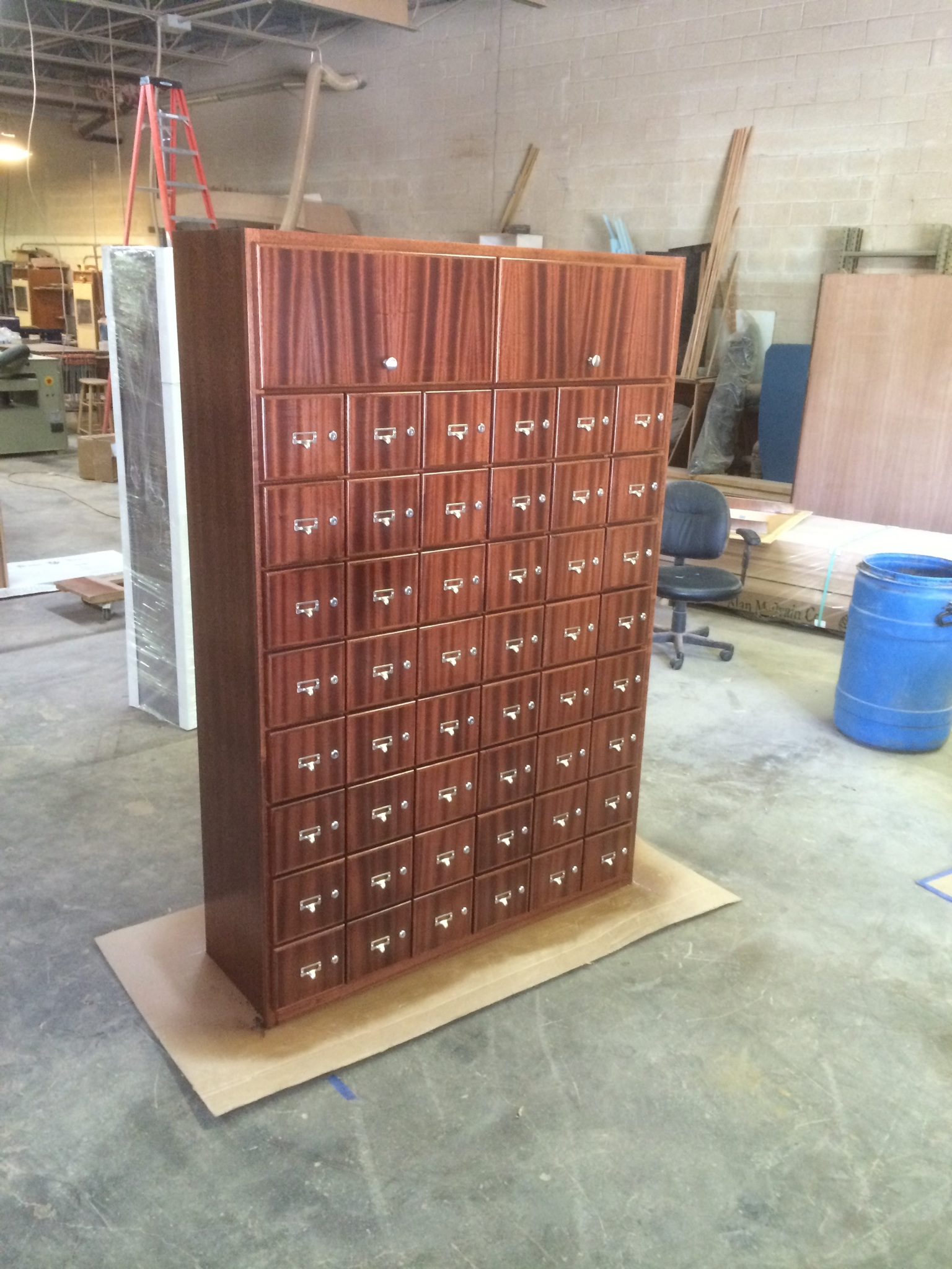 Catalog Cigar Lockers
