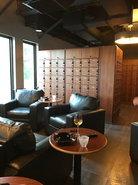 The Cigar Republic – Conshohocken – Custom Cigar Lockers