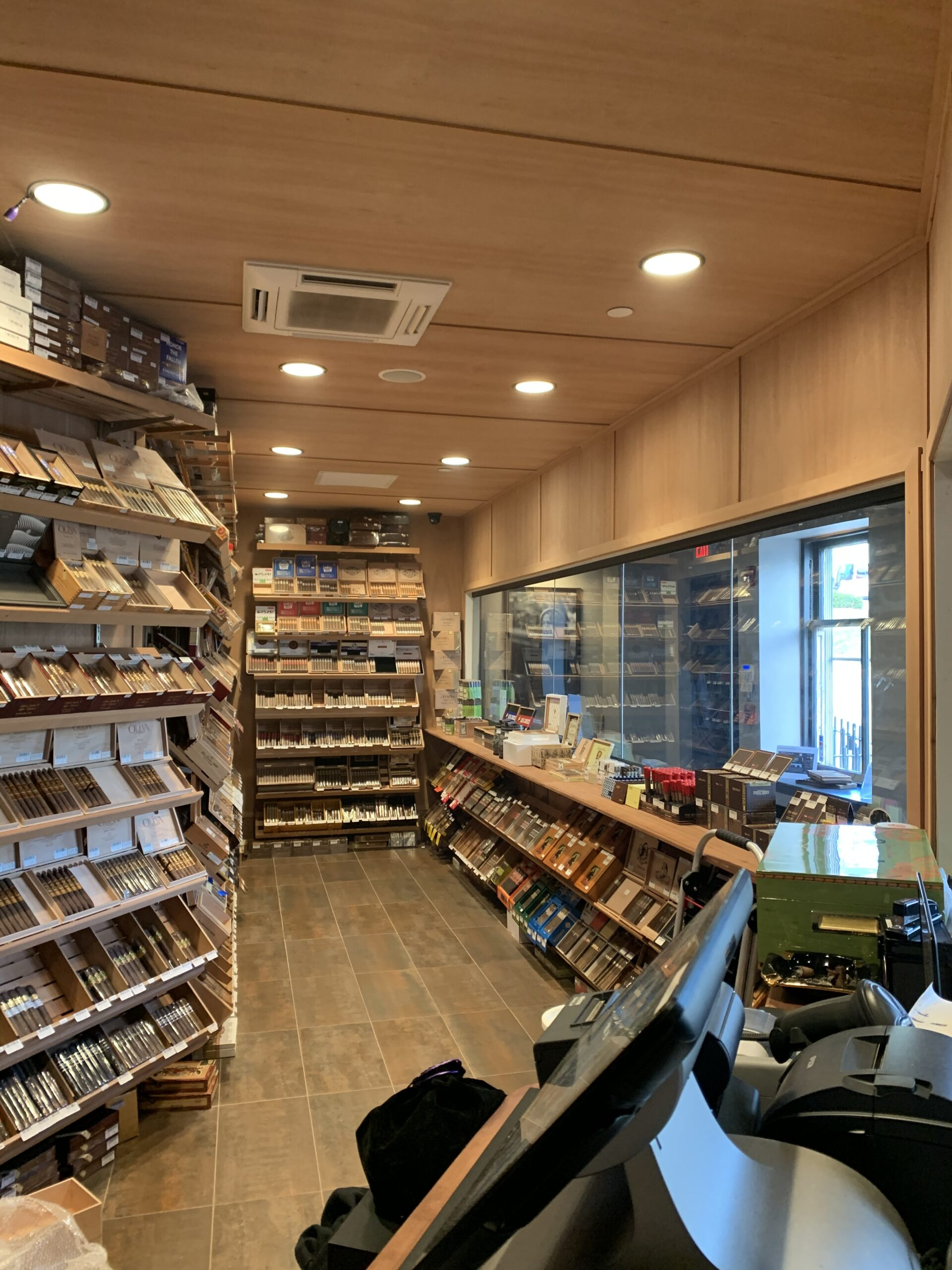 The Cigar Republic – Conshohocken Stocked Walk In