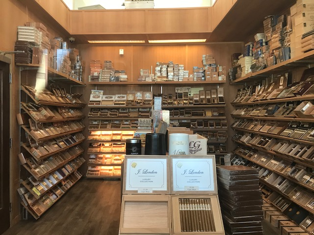 Cigar Mojo KOP Walk In Humidor Vault