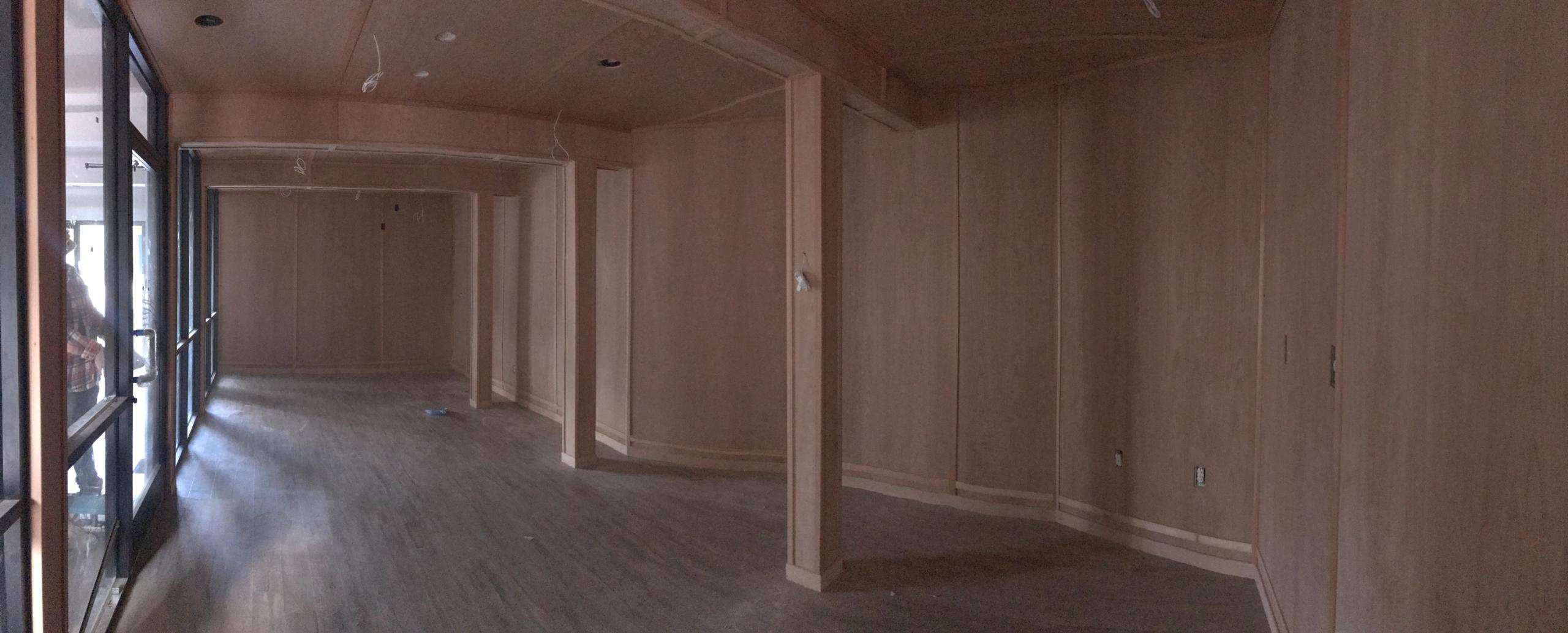Spanish Cedar Walk In Humidor Room
