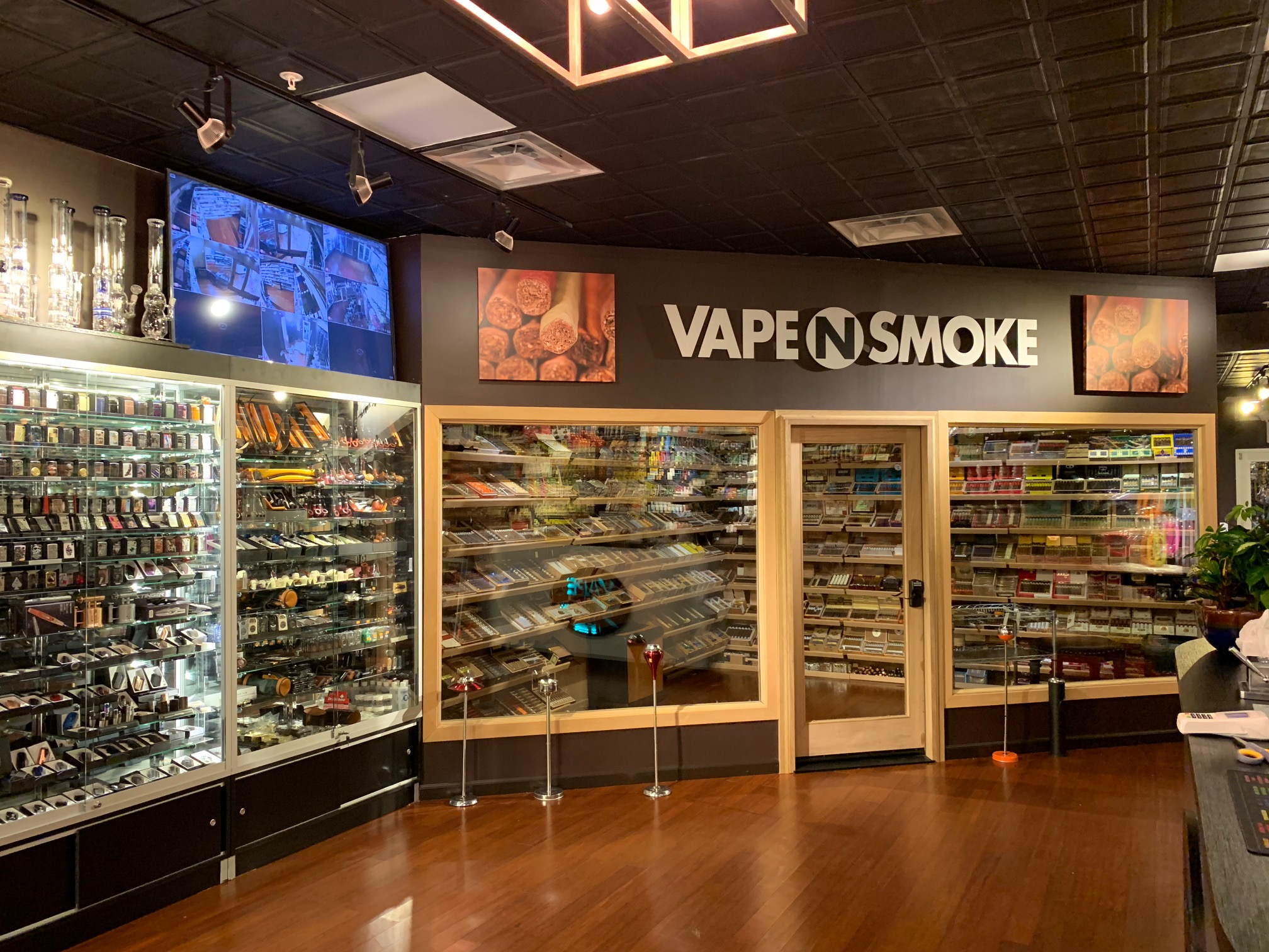 Walk In Humidor – Fishkill NY