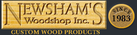 Newshams Woodshop